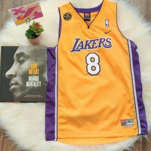 Lakers Kobe #8 L Youth M Women's